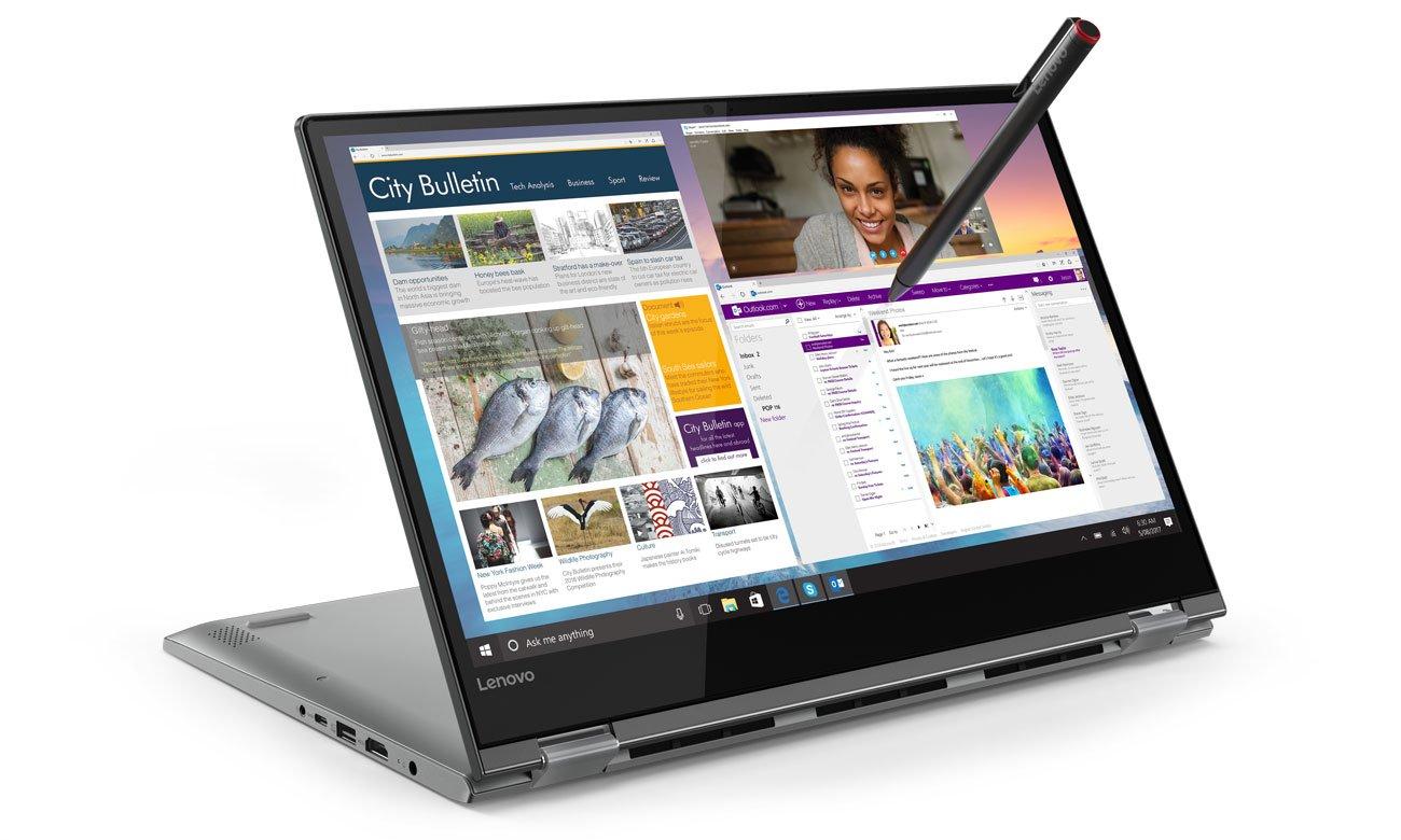 Lenovo Yoga 530 Obsługa cyfrowego pióra Lenovo Active Pen