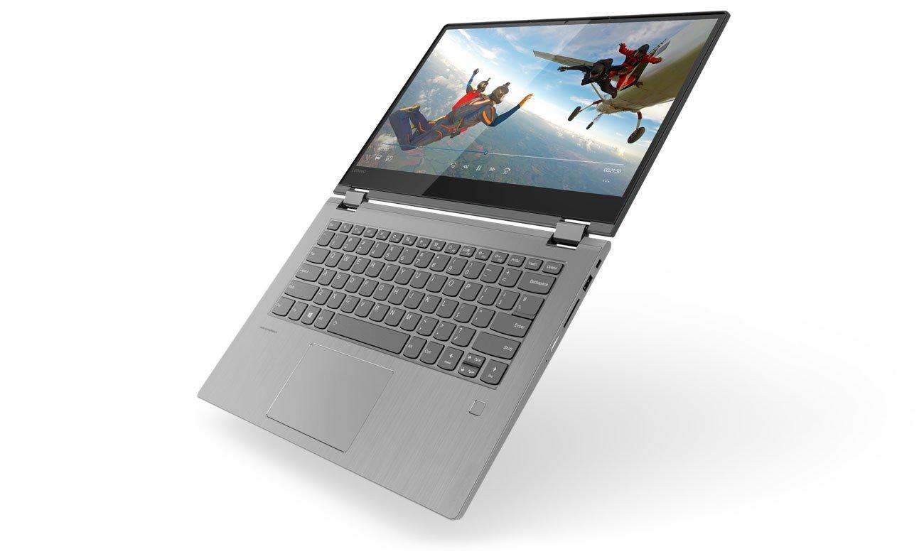 Lenovo Yoga 530 Niewielkie wymiara, mała waga, pojemna bateria