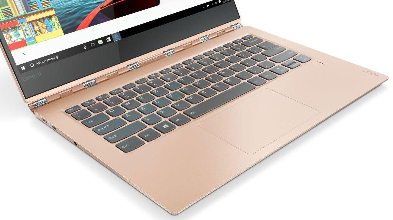 Lenovo Yoga 920 Układ graficzny Intel UHD Graphics
