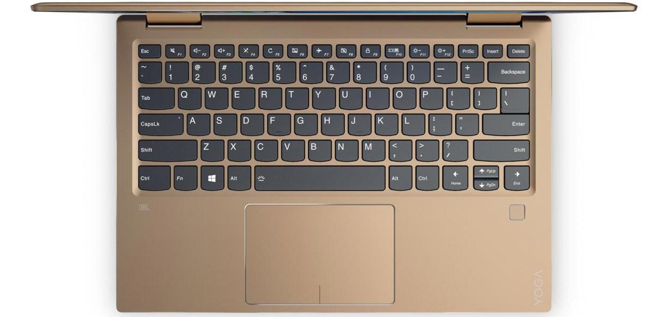 елегантний ноутбук Lenovo YOGA 720-13