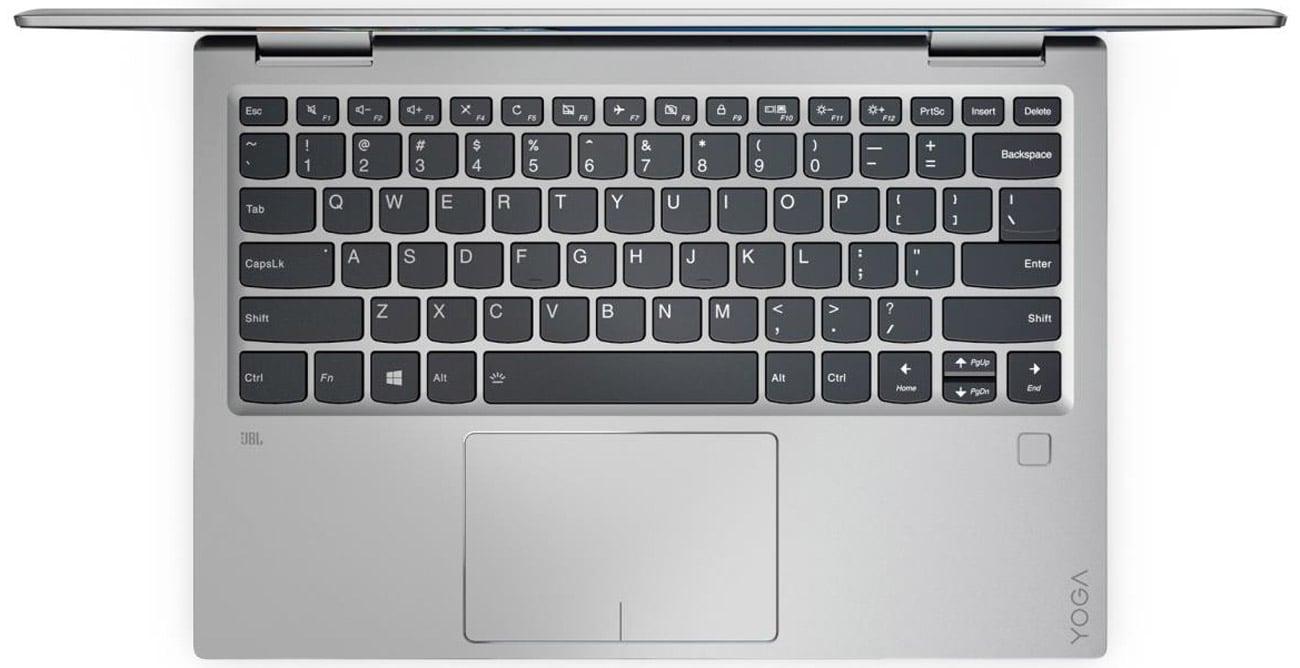 Lenovo YOGA 720-13 głośniki JBL