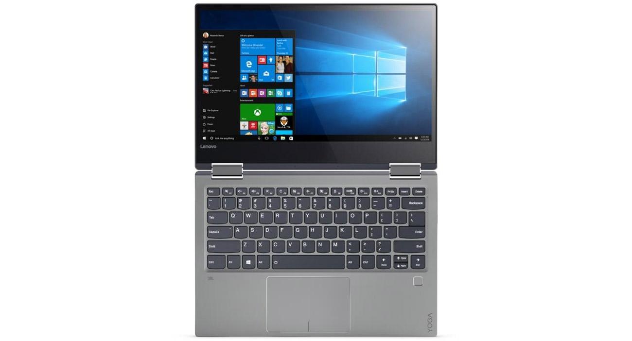 elegancki laptop Lenovo YOGA 720-13