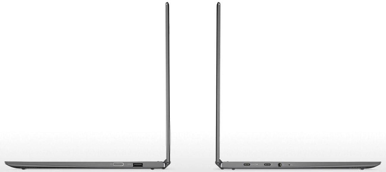 Lenovo YOGA 720 Wszechstronna łączność