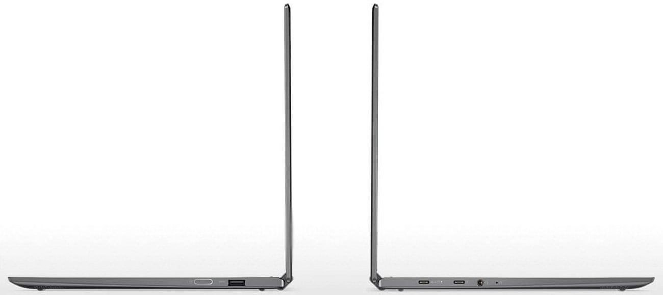 Lenovo YOGA 720-13 porty