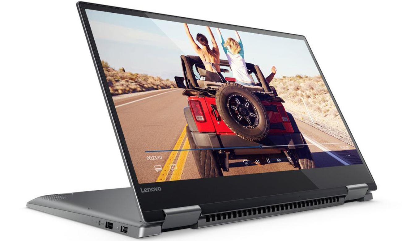 Lenovo YOGA 720 Wyraźny i czysty dźwięk