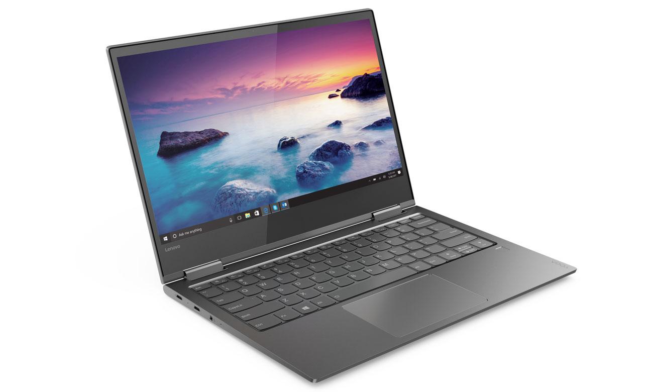 Lenovo Yoga 730 Procesor Intel Core i7 ósmej generacji