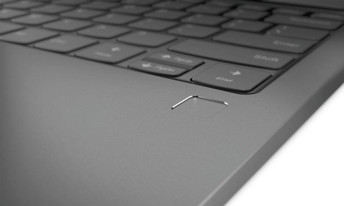 Lenovo Yoga 730 Czytnik linii papilarnych