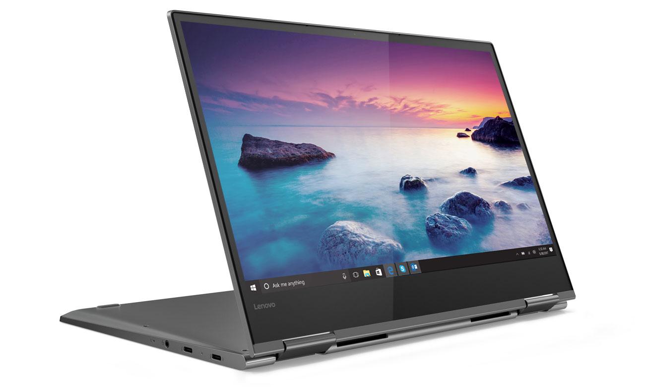 Lenovo Yoga 730 Szybsza praca i lepsze wyniki