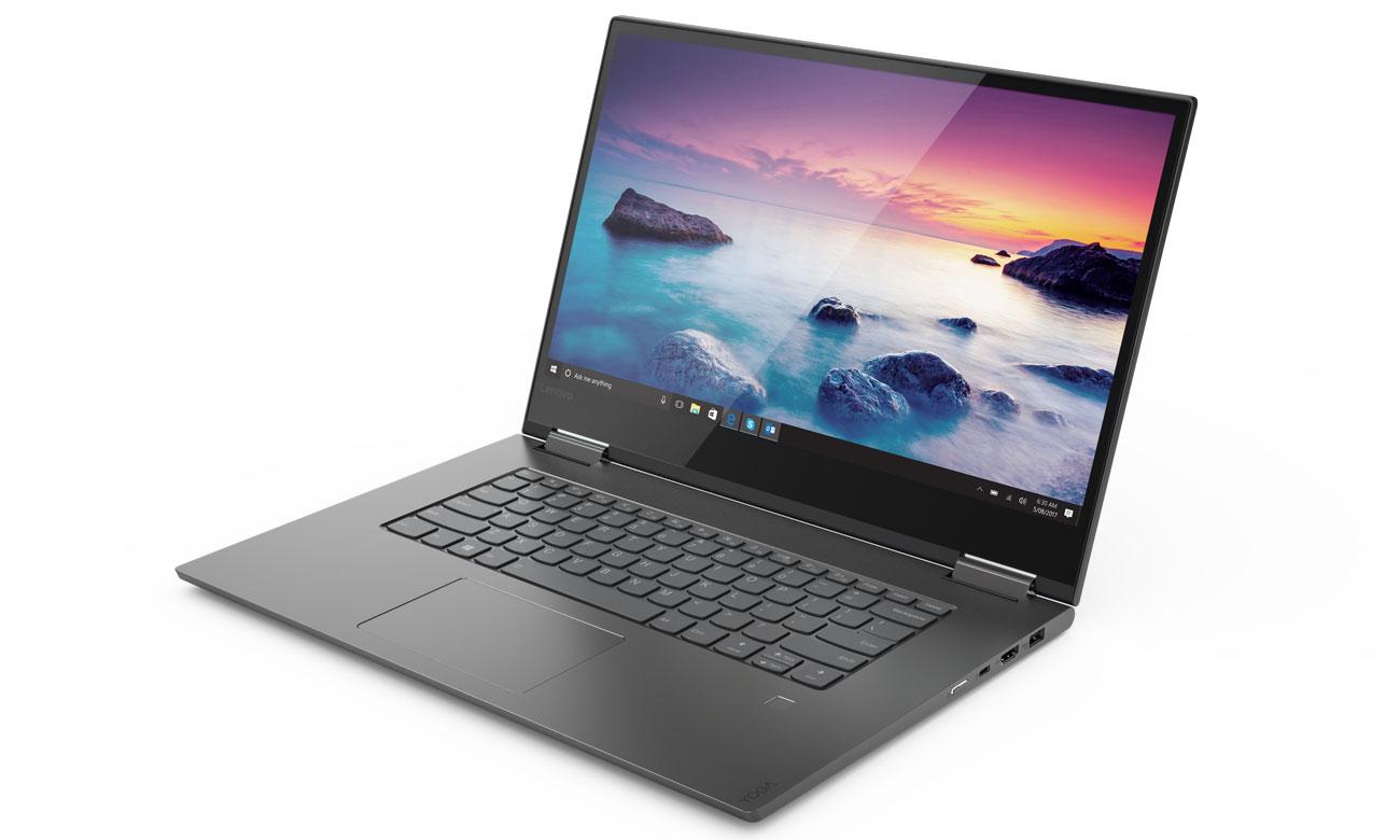 Lenovo Yoga 730 Wszechstronność, elegancja, moc i wydajność