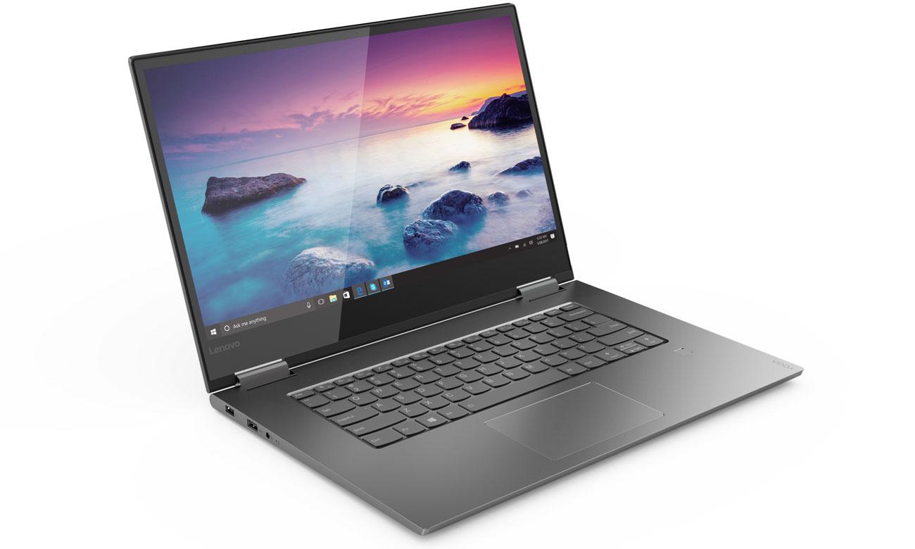 Lenovo Yoga 730 Procesor Intel Core i5 ósmej generacji
