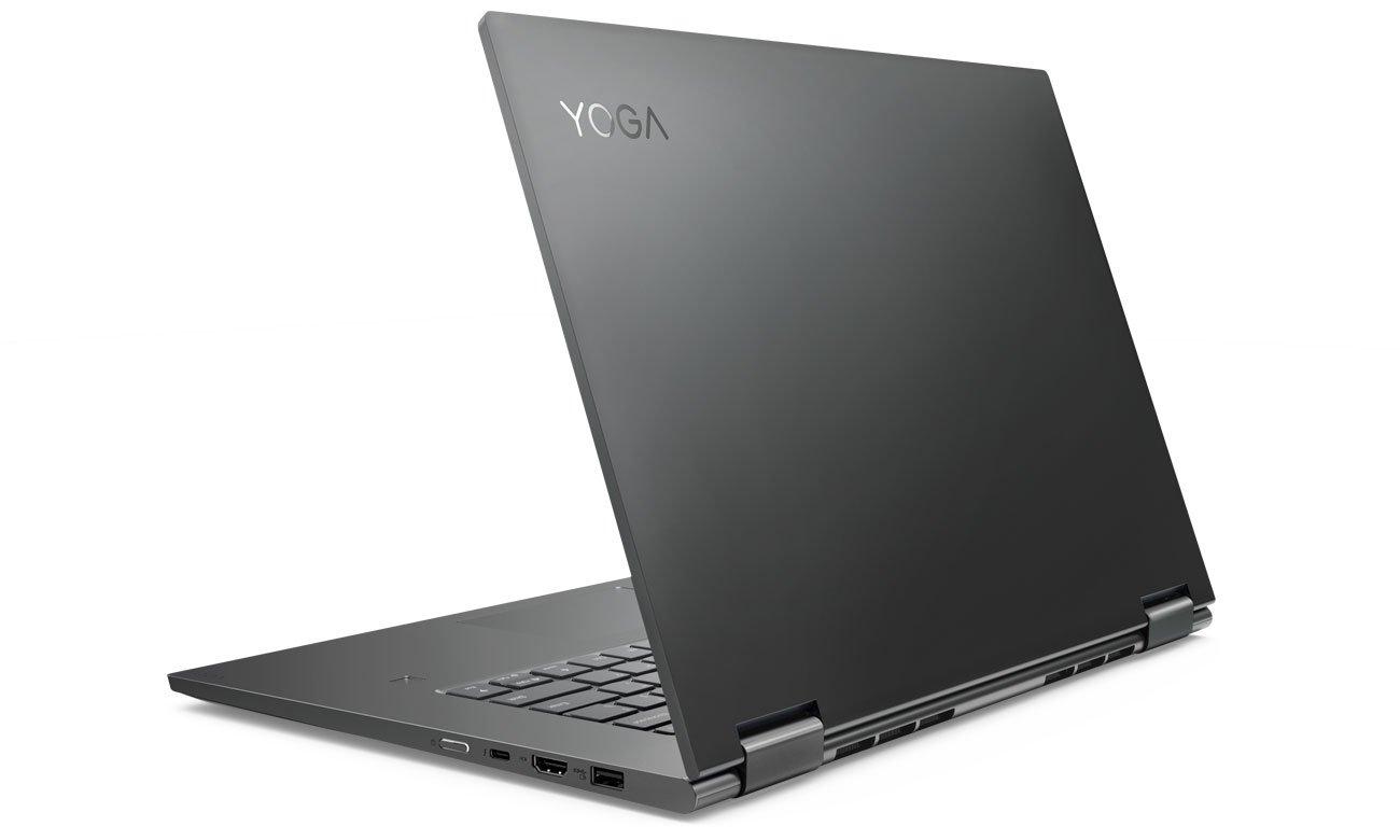 Lenovo Yoga 730 Mobilność klasy premium