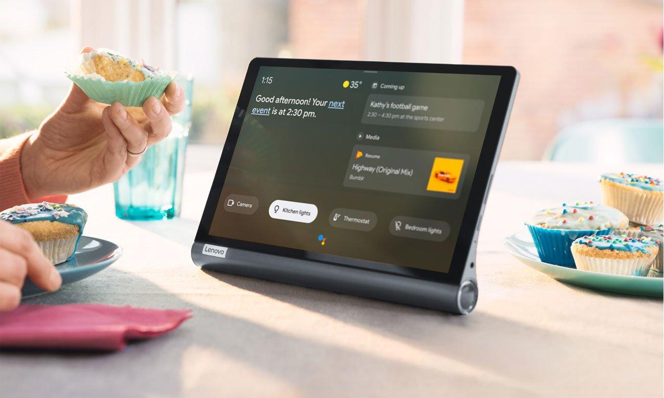 Konwertowalny tablet Lenovo Yoga Smart Tab