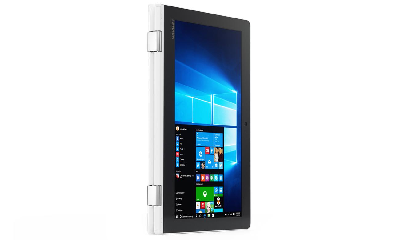 Lenovo YOGA 310 ekran dotykowy tryb tabletu