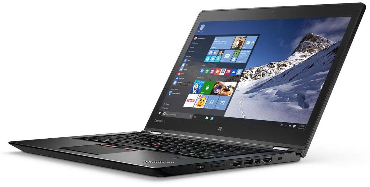 Laptop Lenovo Yoga 460 układ graficzny intel HD graphics funkcje graficzne