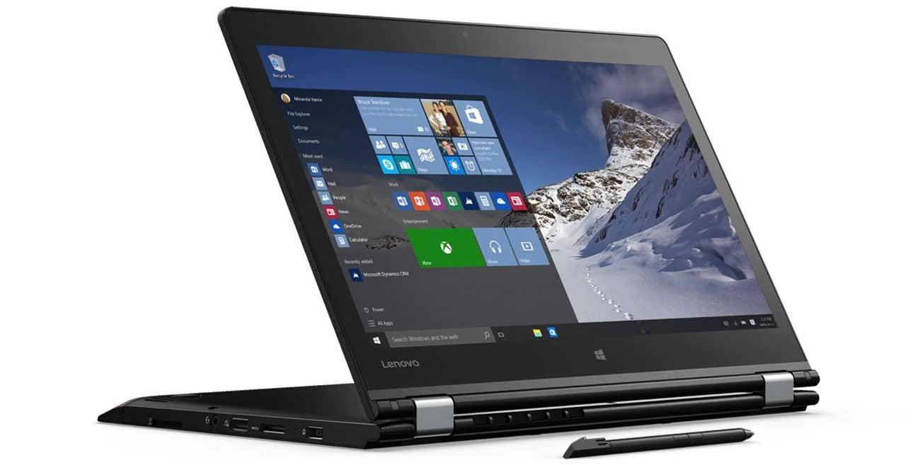 Laptop Lenovo Yoga 460 cyfrowy rysik oprogramowanie