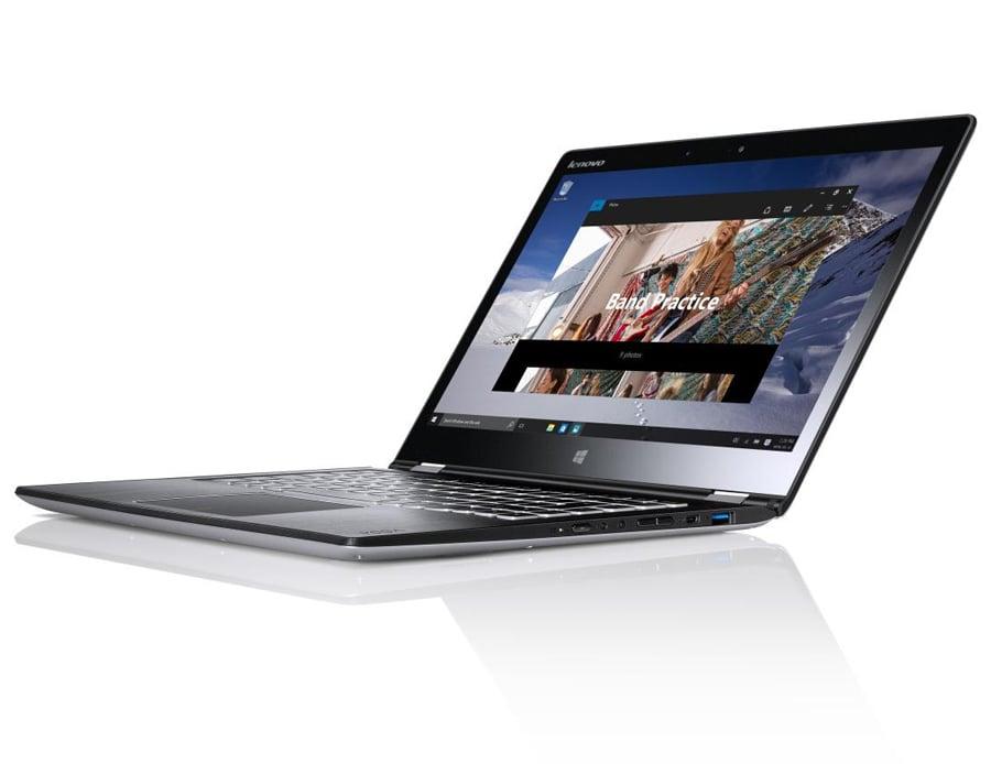 Lenovo Yoga 700 srebrny