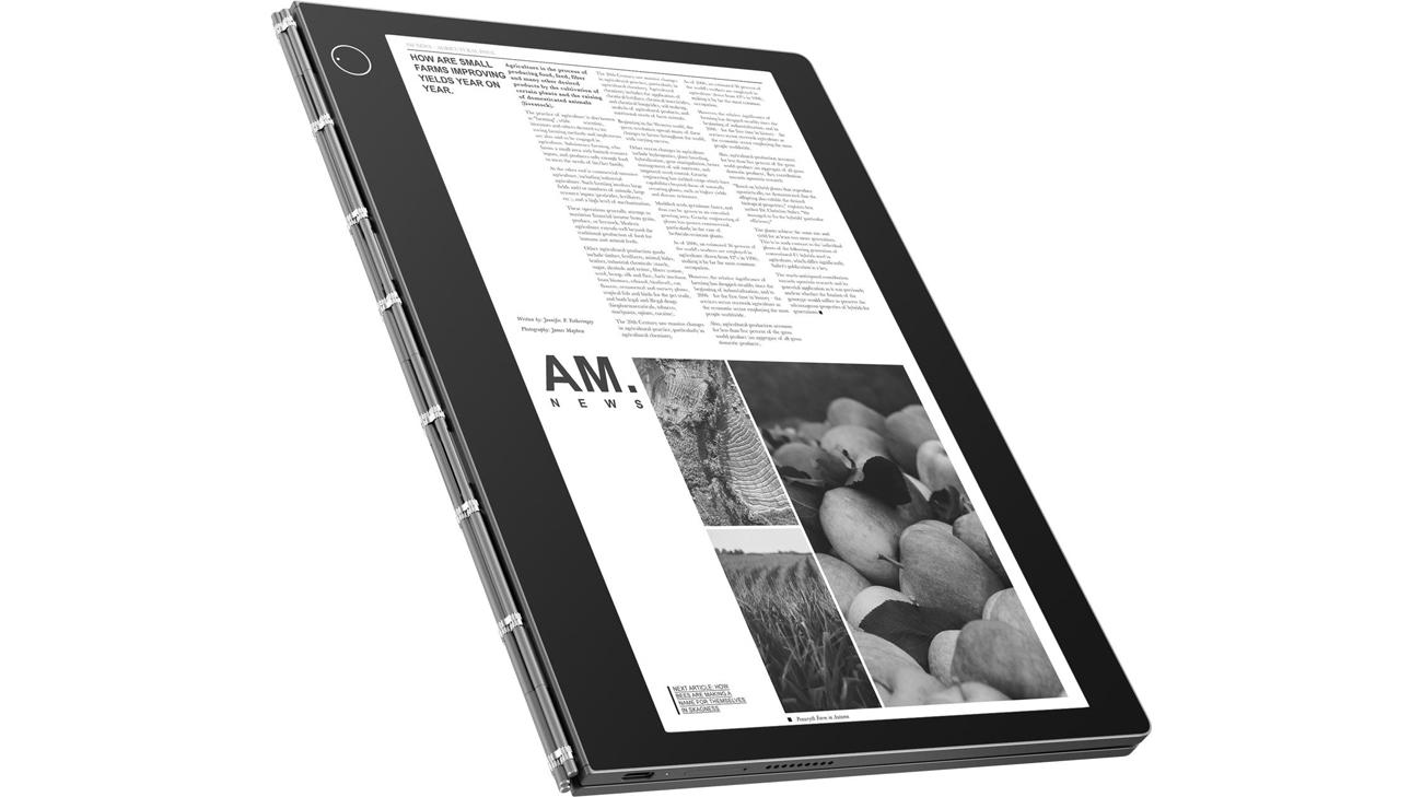 Yoga Book C930 bateria