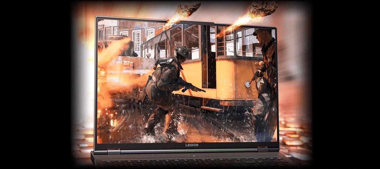 Lenovo Legion 7 wysoka wydajność w grach