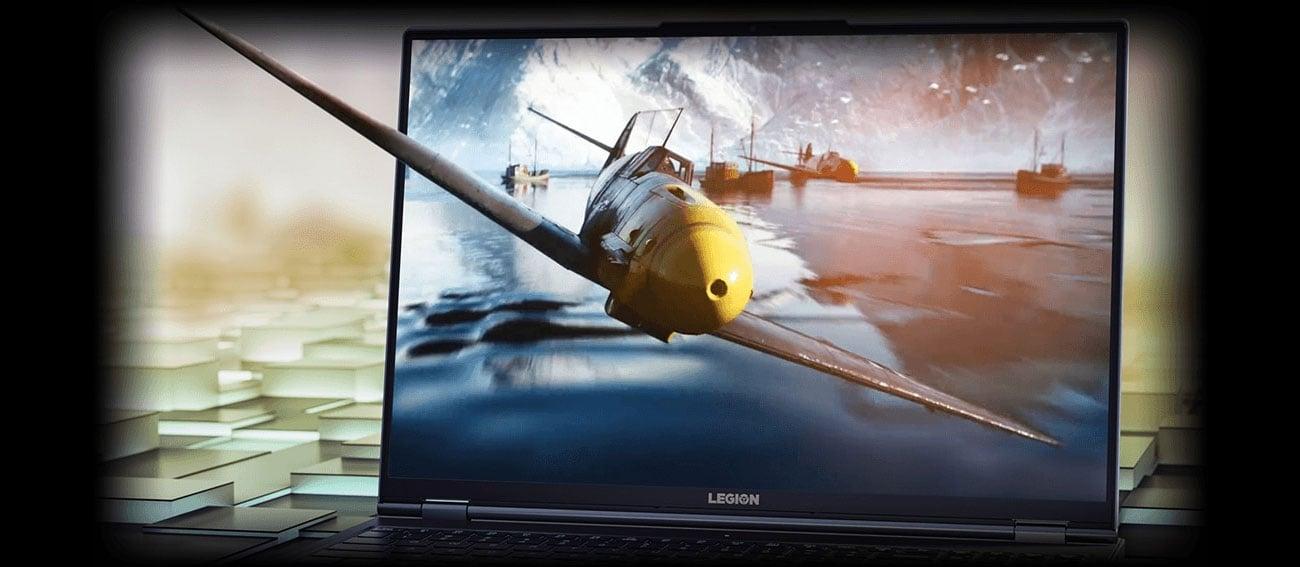 Ekran Lenovo Legion 7