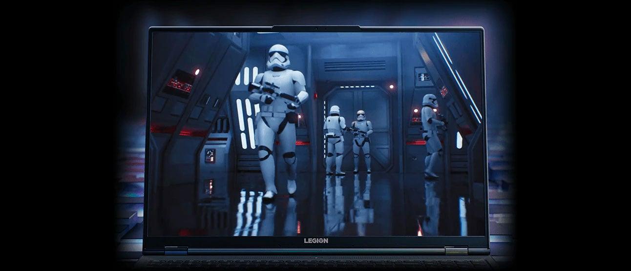 Lenovo Legion 7 optymalizacja gier