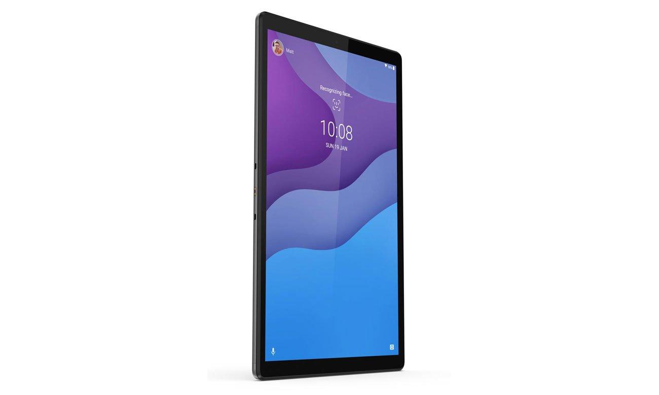Tablet Lenovo Tab M10 lekki i smukły