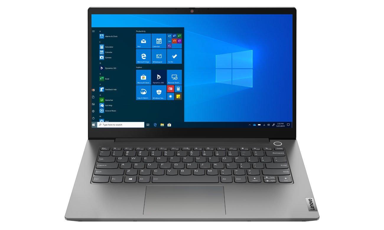 Lenovo ThinkBook 14 laptop do biznesu