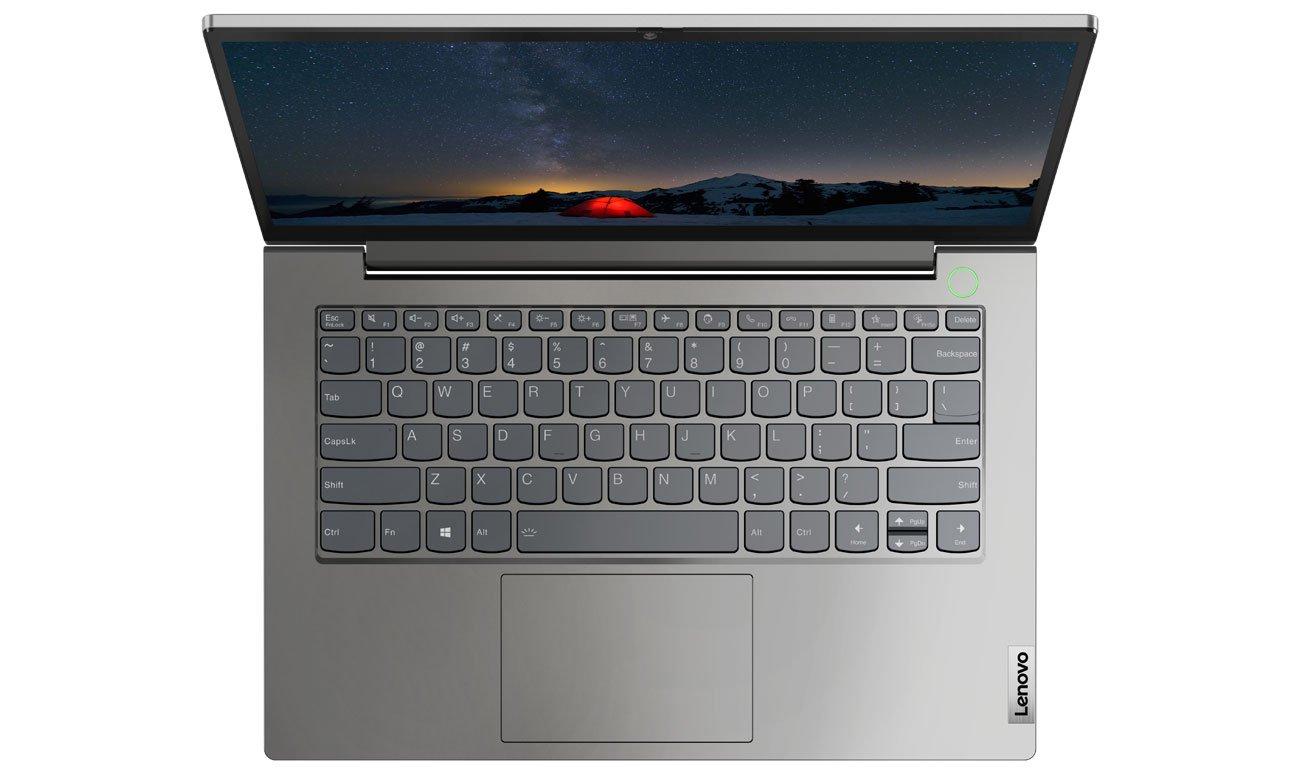 Lenovo ThinkBook 14 klawiatura
