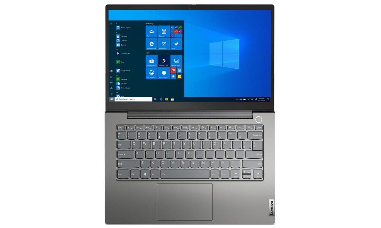 Lenovo ThinkBook 14 Gen 2 klawiatura