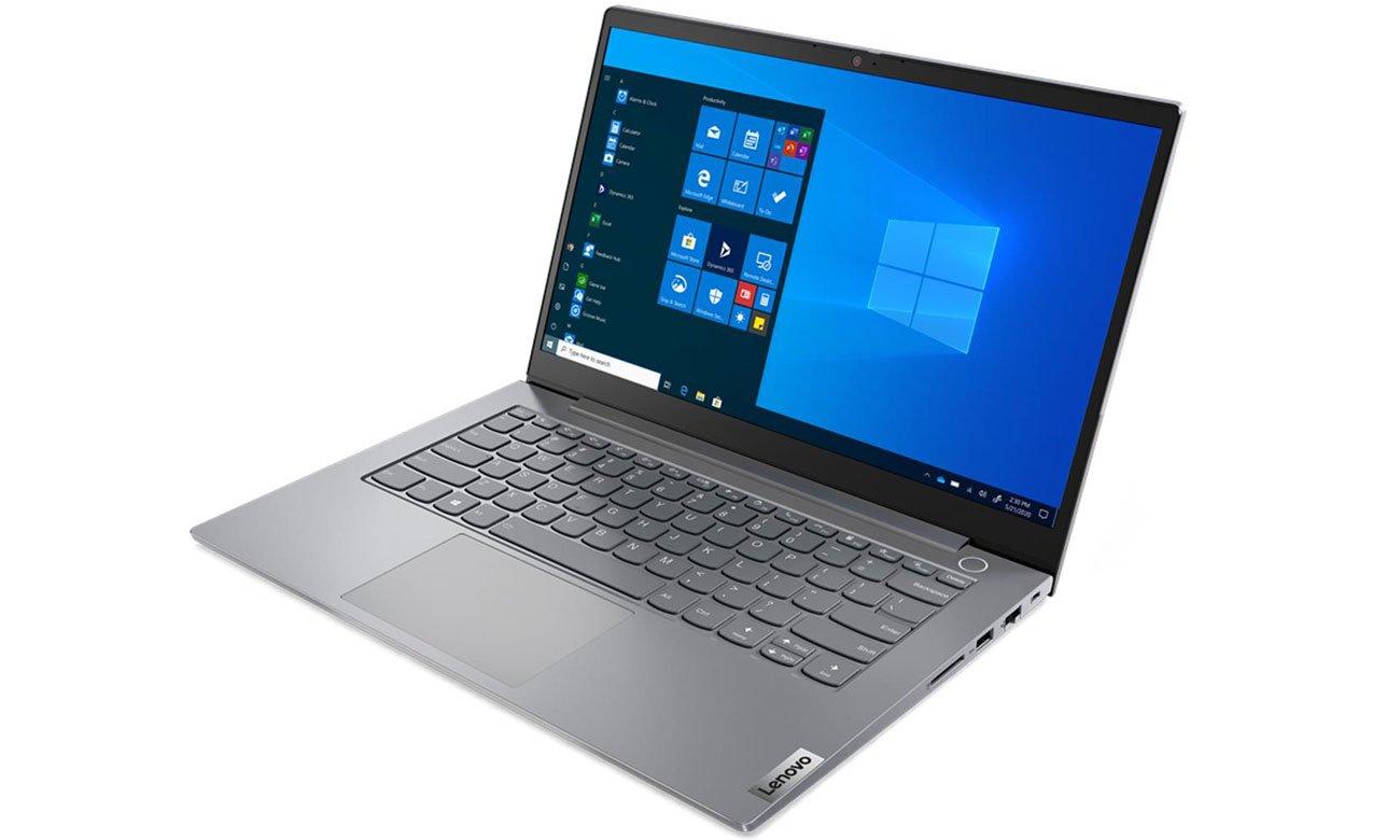 Laptop biznesowy Lenovo ThinkBook 14 Gen 2
