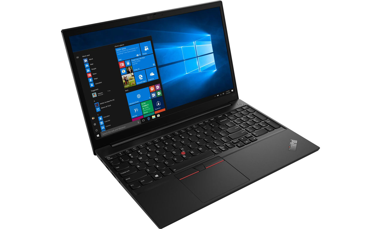 Lenovo ThinkPad E15 klawiatura