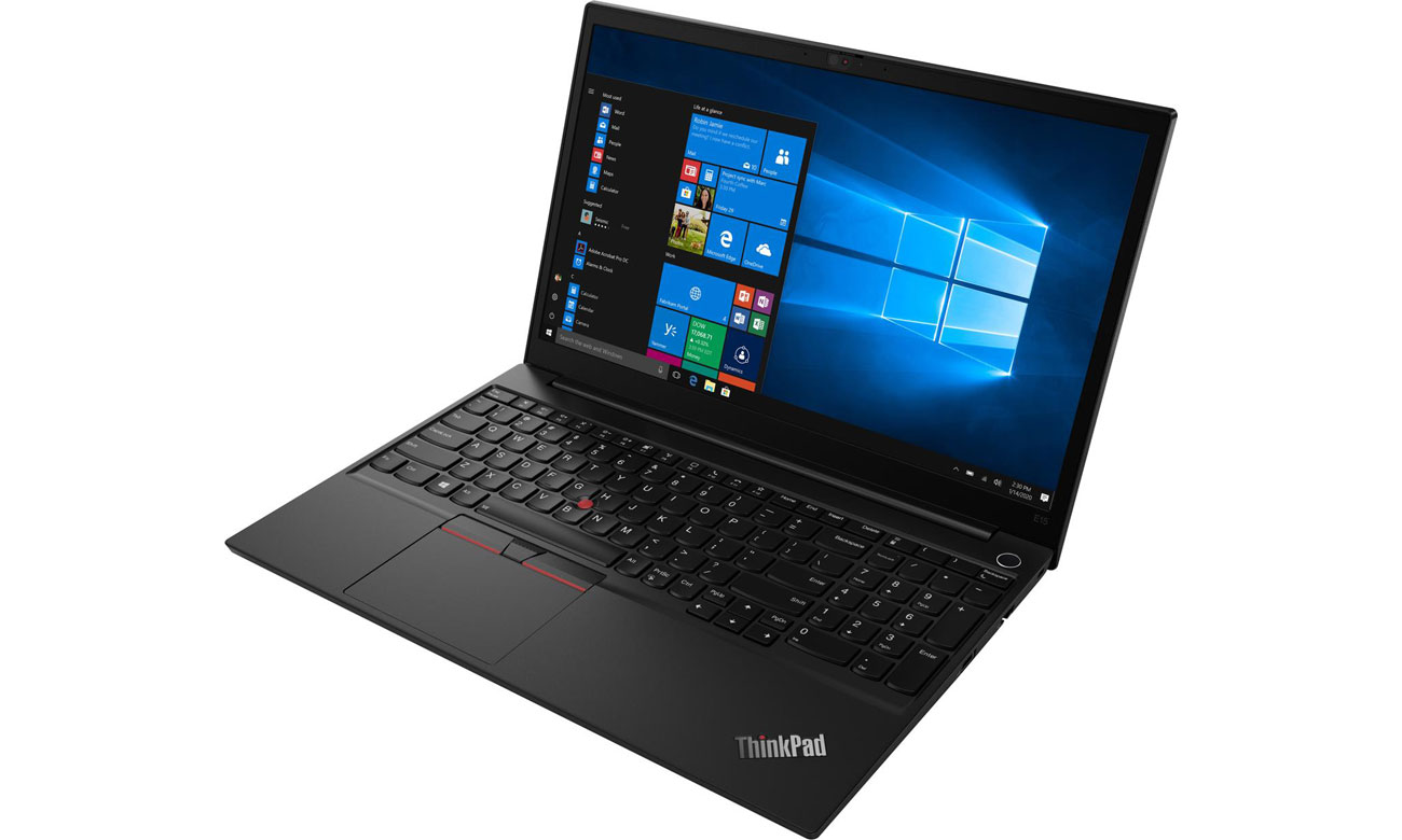Laptop dla firm Lenovo ThinkPad E15