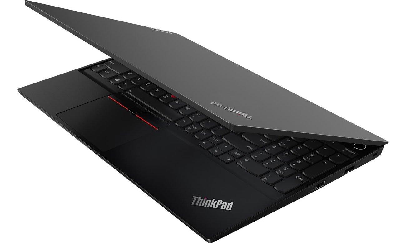 Lenovo ThinkPad E15 wytrzymała konstrukcja