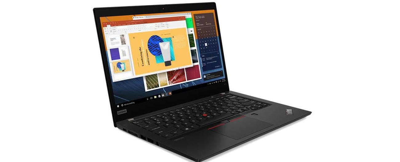 Czytnik linii papilarnych Lenovo ThinkPad X13