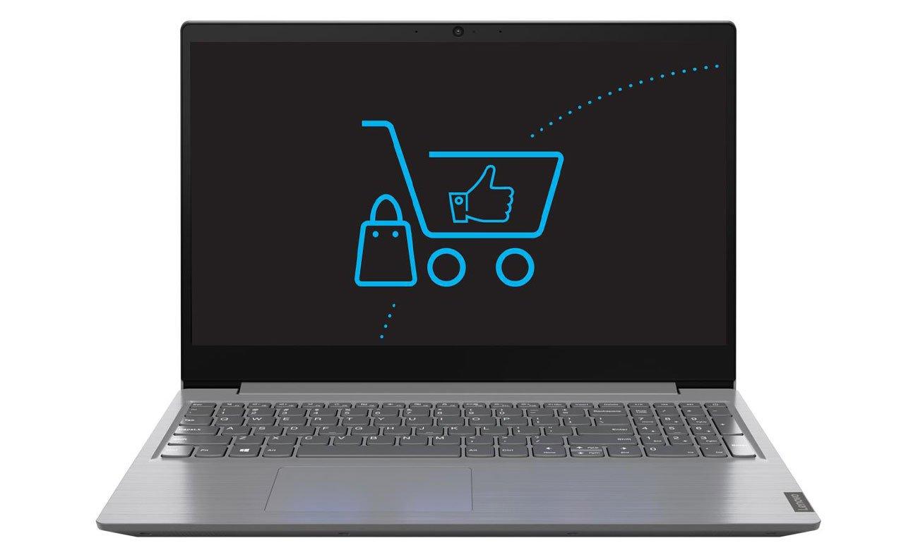 Laptop biznesowy Lenovo V15