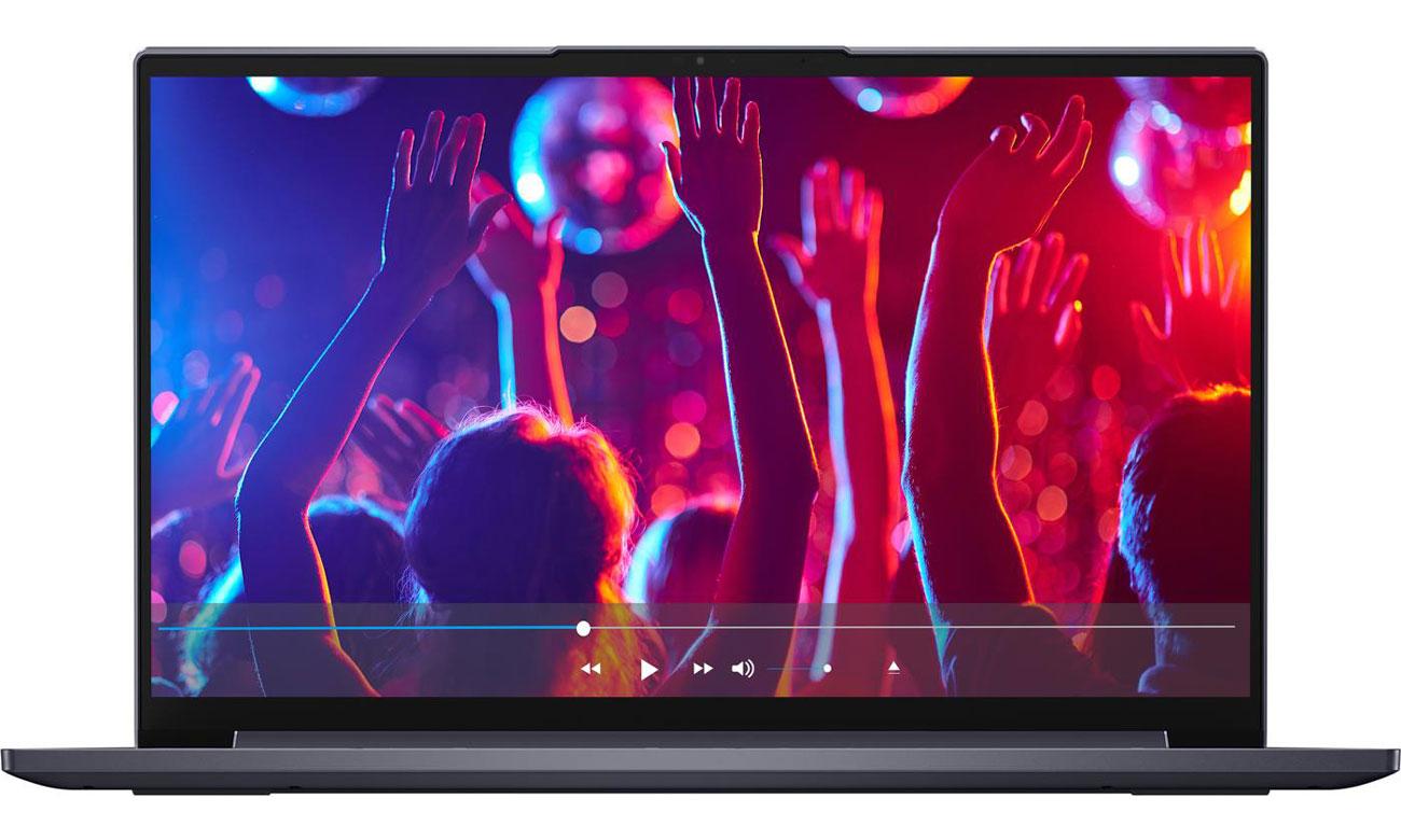 Lenovo Yoga Slim 7-15 ekran i dźwięk