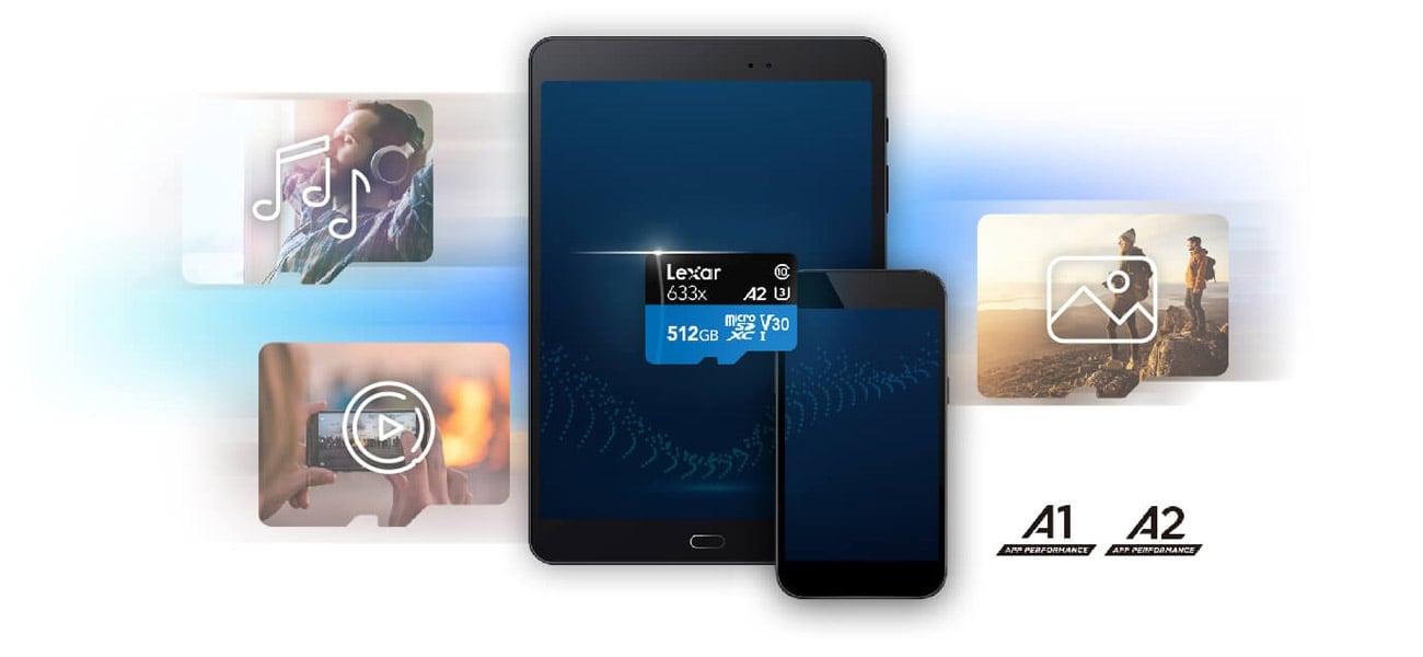 Korzystaj ze smartfonami i tabletami