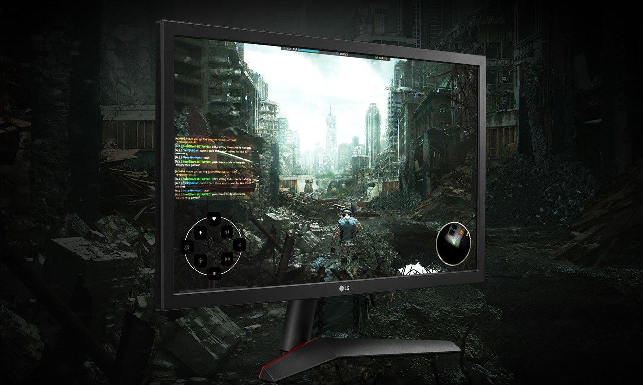 Monitor LG 24GL600F