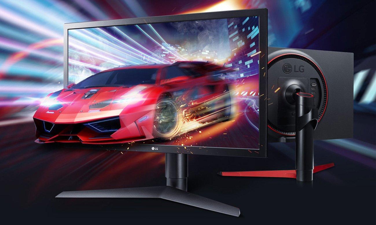 Monitor dla graczy LG 24GL650-B