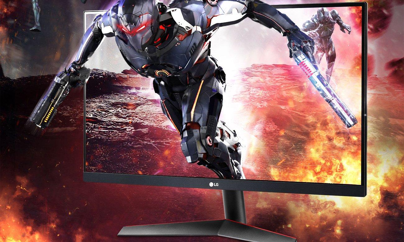 Monitor dla graczy LG 24GN600-B