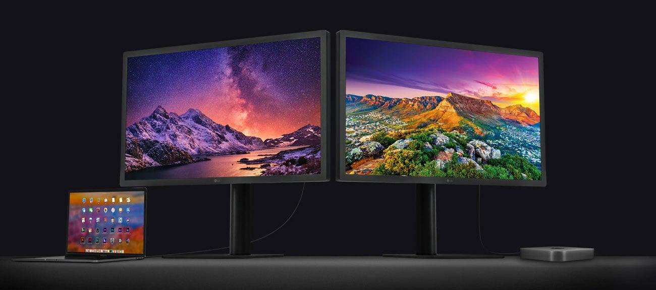 Monitor dla grafika i fotografa LG UltraFine 24MD4KL-B 4K