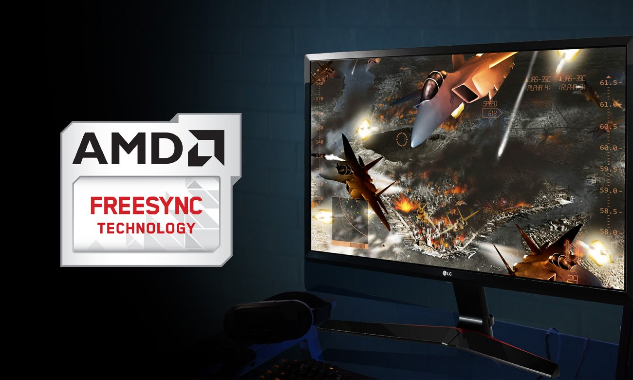 LG 24MP59G AMD FreeSync