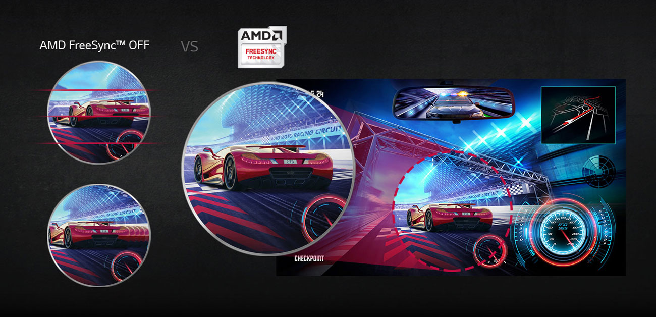 Monitor LG 27GK750F-B AMD FreeSync