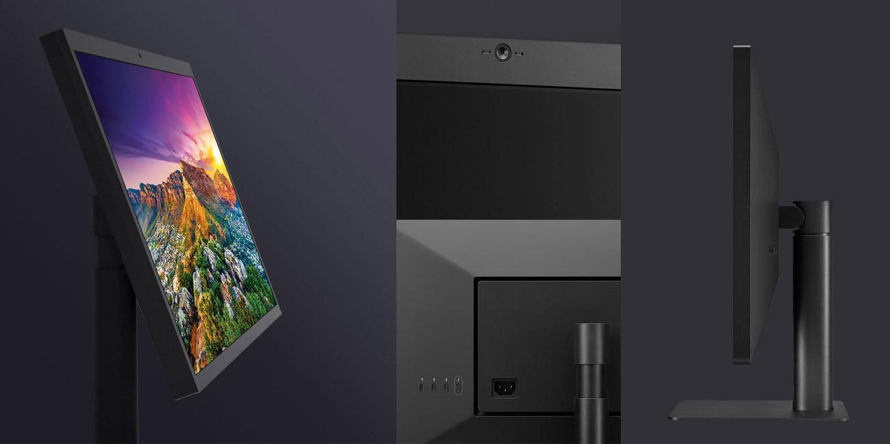 Monitor do grafiki i fotografii LG UltraFine 27MD5KL-B 5K