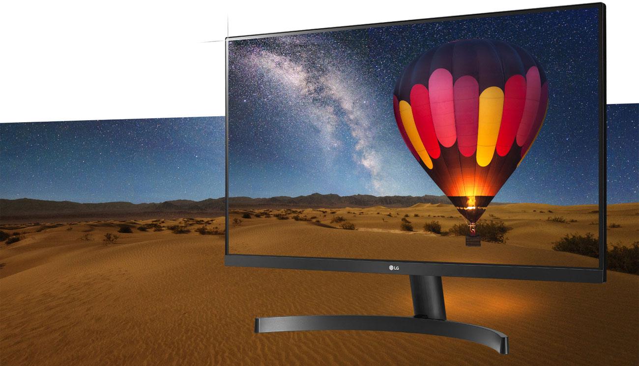 Monitor LED 27'' LG 27MK600M czarny 27MK600M-B
