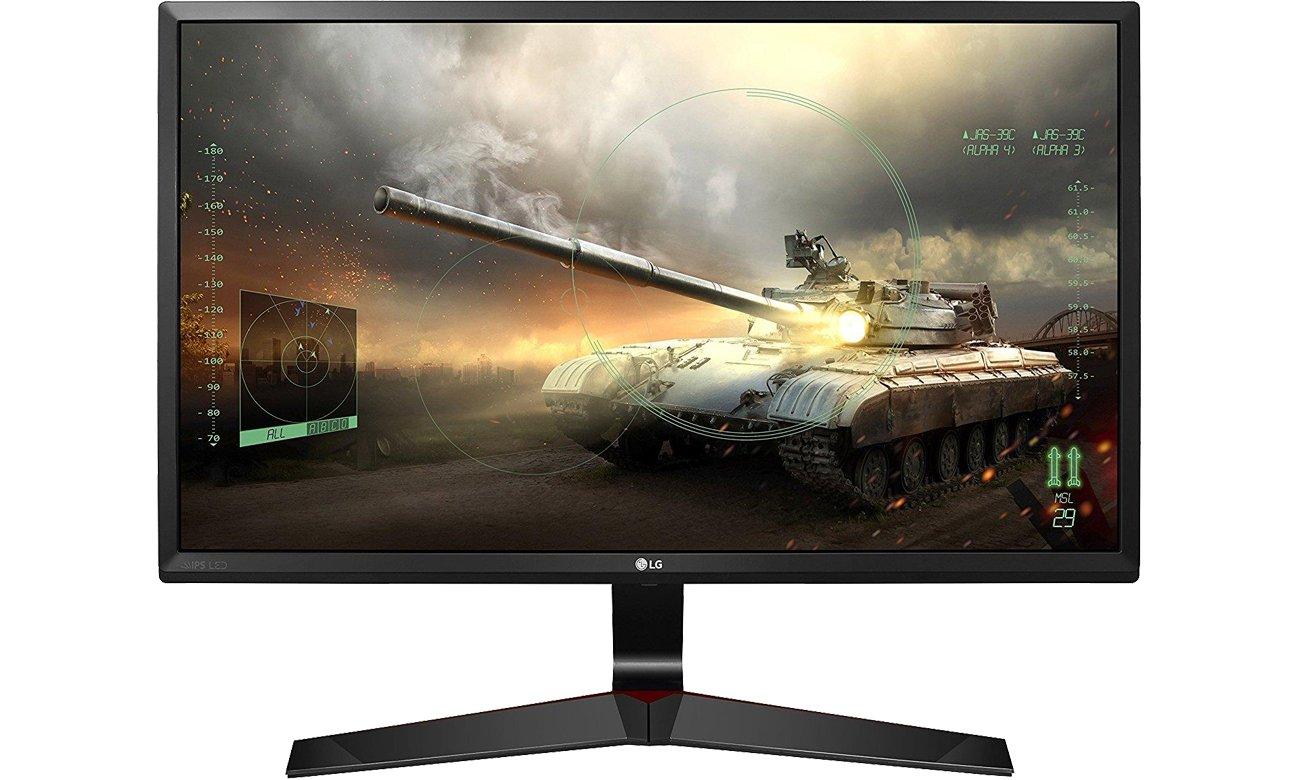 Monitor dla graczy LG 27MP59G