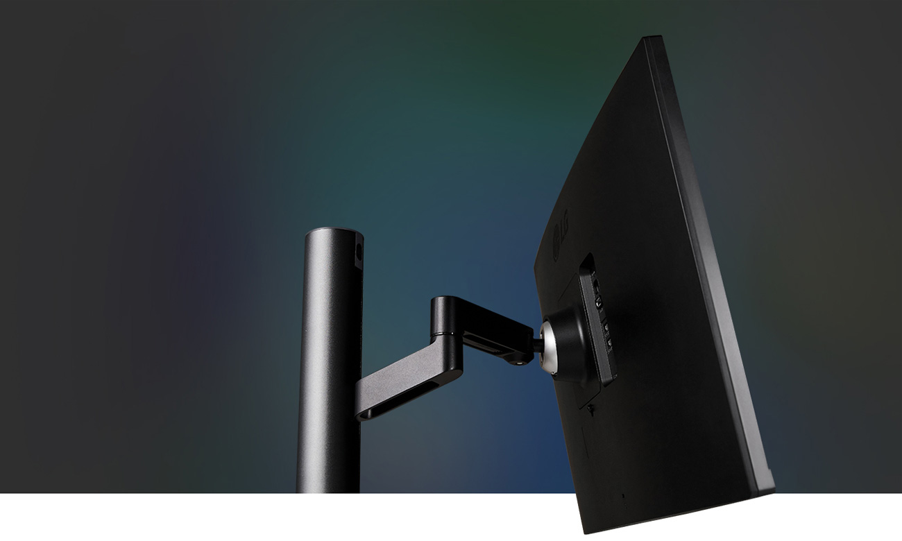 Monitor do zastosowań biznesowych LG 27QN880-B Ergo