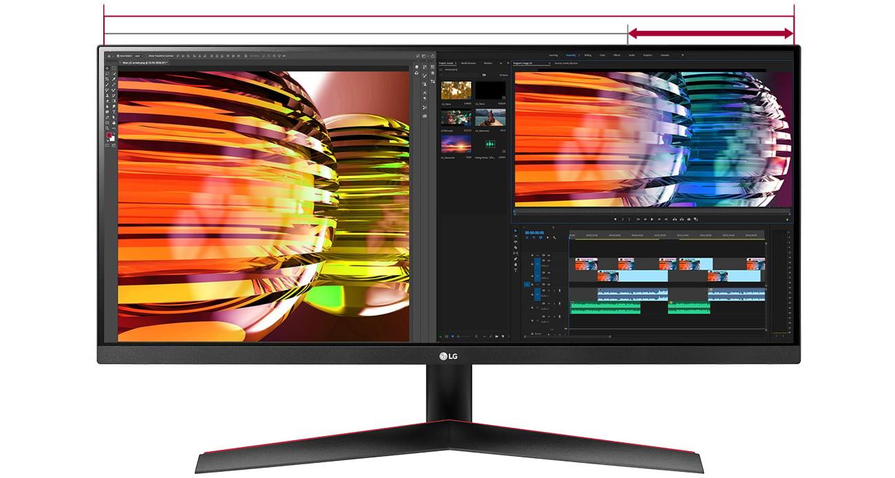 Ekran UltraWide™ Full HD