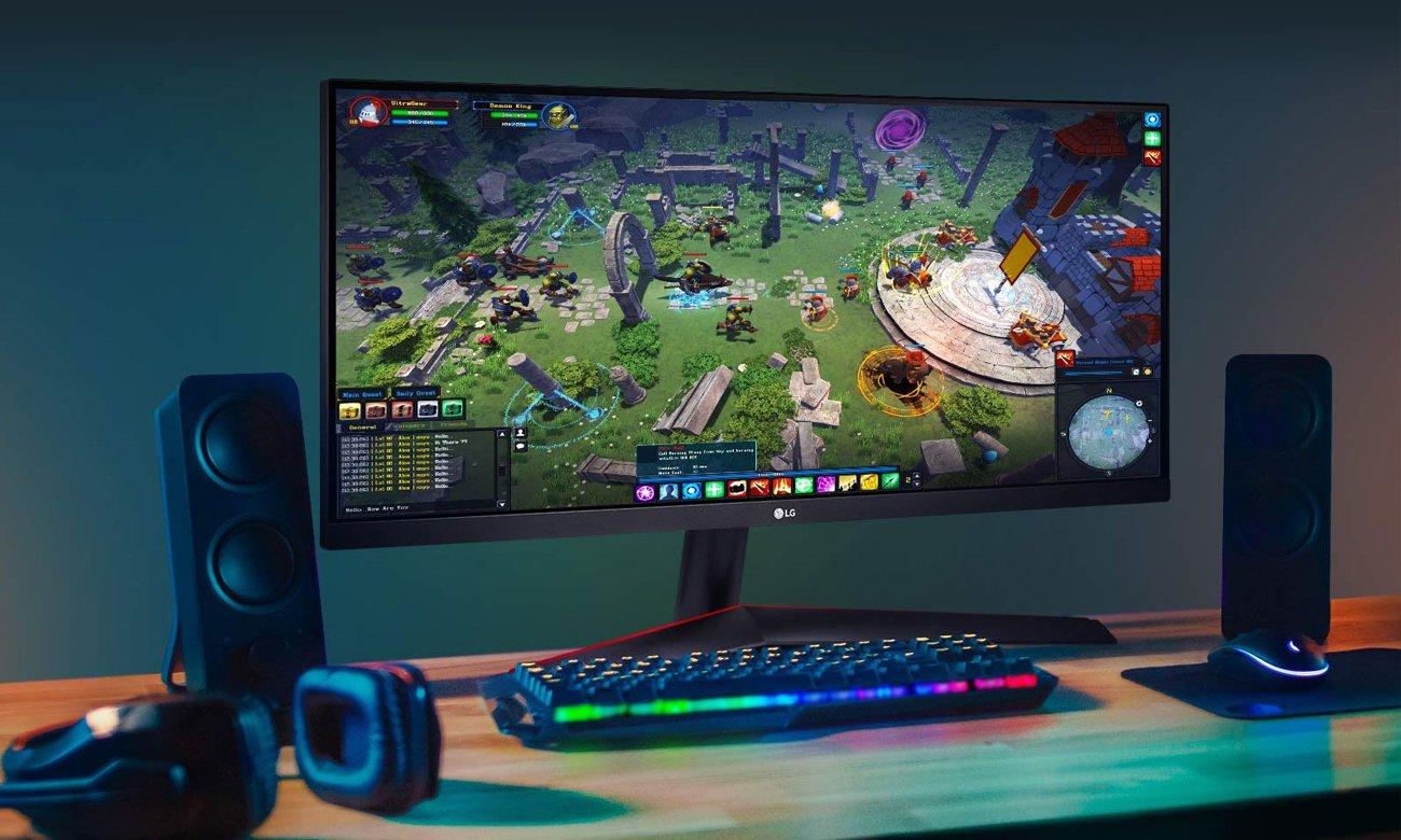 Monitor dla graczy LG 29WP60G-B