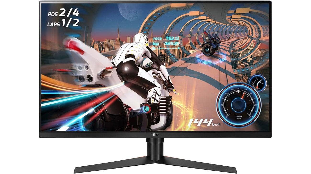 Monitor LED LG 32GK850F czarny 32GK850F-B