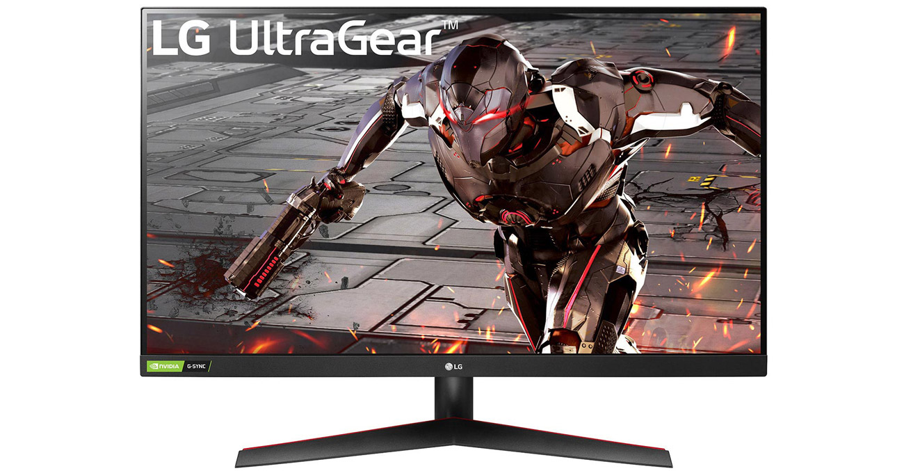 Monitor dla graczy LG 32GN500-B